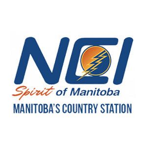 NCI logo- Manitoba's Country Station