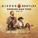 Dierks Bentley playing Winnipeg January 22, 2019