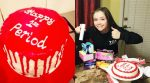 New Trend:  Got a Teenage Daughter? Throw a Period Party