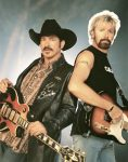 BROOKS & DUNN,STEVENS TO JOIN COUNTRY MUSIC HALL OF FAME