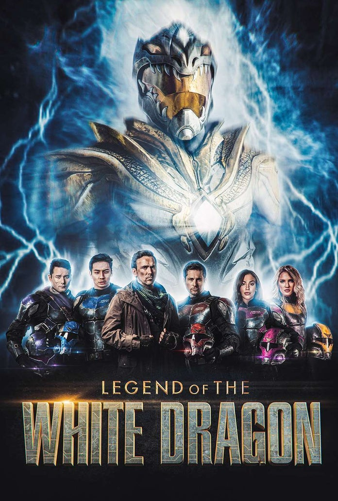 Legend of the White Dragon - Poster