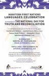 Manitoba First Nations Languages Celebration