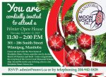 Manitoba Moon Voices Winter Open House