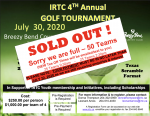 IRTC Golf Tournament