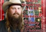 Chris Stapleton Has a New Christmas Album: A Very Covid Christmas