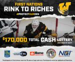 RINK TO RICHES